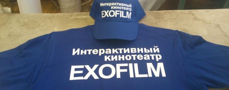 Футболки и бейсболки Exofilm