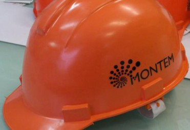 Логотипы на каски «монтем»