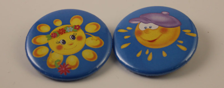 Значки для детского сада