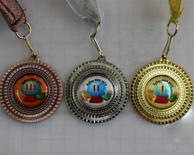 Медали КВН
